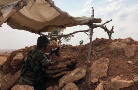 敘政府軍全面控制大馬士革至阿勒頗的戰略要道