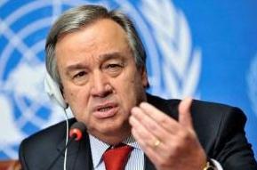 古特雷斯敦促非洲各國響應疫情期間停火呼吁