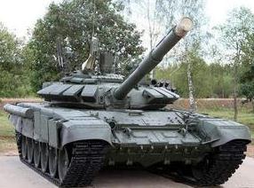 俄西部軍區將接收100多輛新式坦克