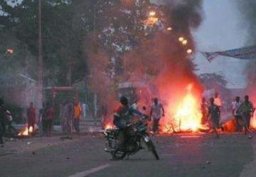 剛果(金)東北部發生係列襲擊致50多人死亡