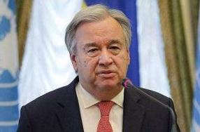 聯合國秘書長呼吁加強對武裝衝突中平民的保護