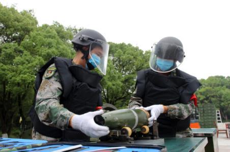 聯勤保障部隊首次組織報廢武器彈藥調運銷毀業務集訓