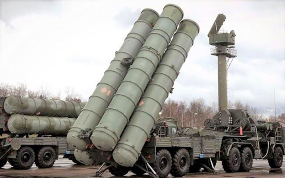 土耳其被曝用俄制S400係統追蹤美軍F22和F35戰機