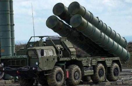 俄軍今年年底前接收S-500防空導彈係統