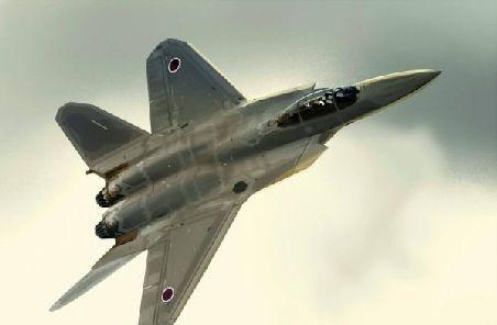 日本計劃2031年量産下一代隱身戰機