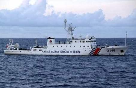 中國海警海上報警平臺運行一年接警6萬余起