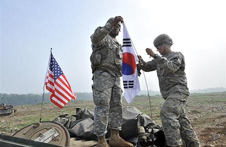 美韓官員就朝鮮半島局勢交換意見
