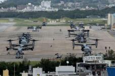 日本衝繩美軍基地數十人感染新冠病毒