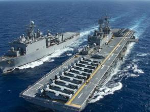美國聖迭戈海軍基地發生火災致21人受傷