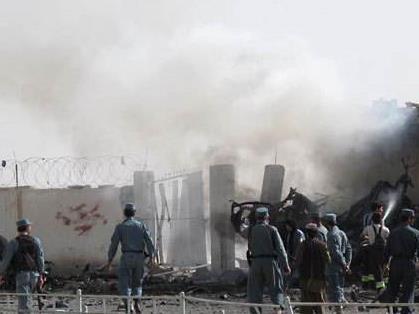 阿富汗北部一檢查站遇襲致25名警察死亡