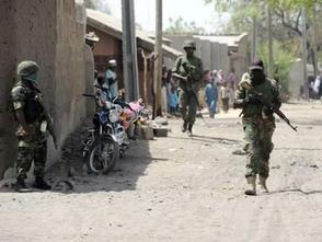 尼日利亞軍隊打死至少16名武裝分子