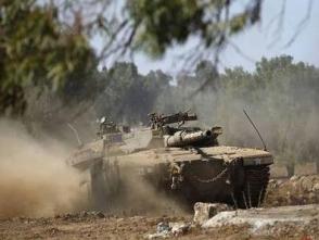 以色列舉行大規模軍事演習