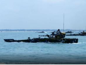 海軍陸戰隊:重點聚焦練兵備戰,加快提升作戰能力