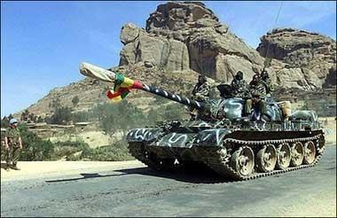 埃塞國防軍欲數日內控制提格雷州首府