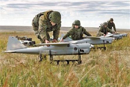 俄軍盤點無人機部隊建設成果