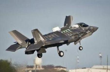 英國空軍再獲三架F-35B 總數達21架
