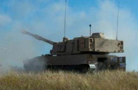 美陸軍實彈測試新型M109A7自行火炮