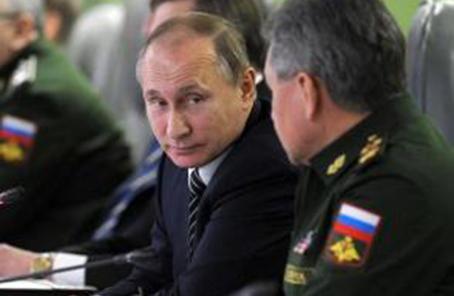 俄媒:普京為俄軍制定五大關鍵任務 優先更新武器