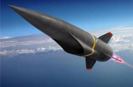 美媒:美軍再次測試高超音速導彈
