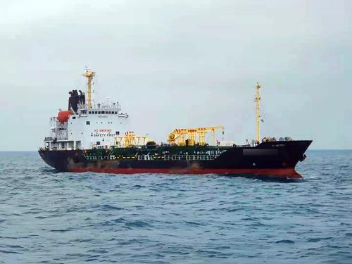中國海警破獲特大涉嫌走私成品油案 案值約8億元