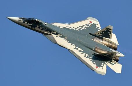 俄媒:俄空天軍首架蘇-57測試在即