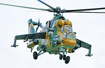 盤點:各國飛行表演直升機