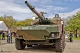 做工還湊合:日本公開最新13式輪式突擊炮細節