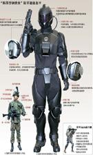 """韓國展示""""未來士兵"""":機器人似鋼鐵俠"""