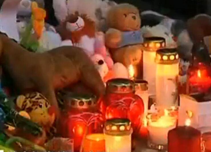俄全國哀悼日 舉國悼念遇難者