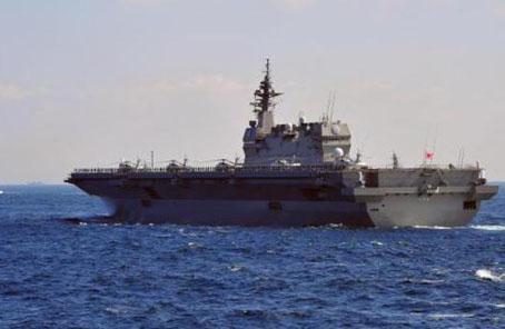 """日本""""海軍陸戰隊""""成軍在即——不只登島這麼簡單"""