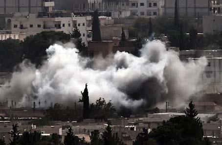 新聞分析:敘利亞局勢會失控嗎