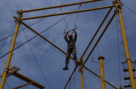 銳讀丨心理素質訓練對士兵個性的影響探索
