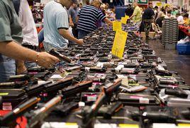 在美國感受槍支暴力