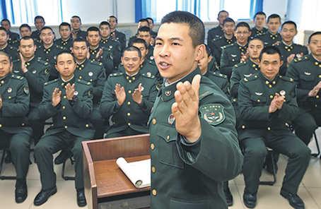 2017年士兵考軍校政策發生變化 首次實行全軍統一閱卷