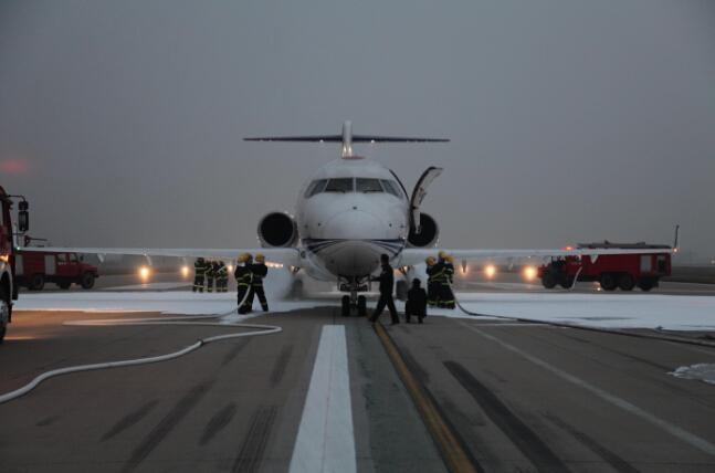 我國航空試飛測試技術達到世界先進水平