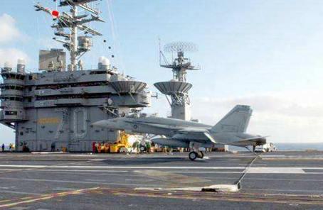 美太平洋司令部司令:朝鮮已在航母打擊范圍內