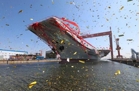 """""""大船""""造大船:這裏是 """"中國海軍艦艇的搖籃"""""""