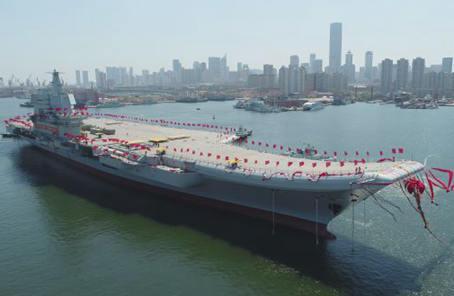 中國航母在世界處于什麼位置?美媒對比四國航母實力