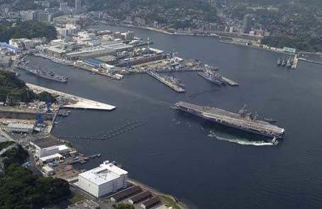 部分駐日美軍預計自2024年起轉駐關島