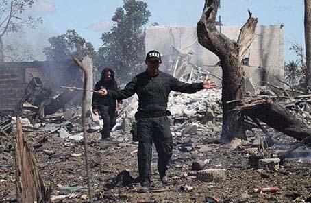 菲律賓首都馬尼拉炸彈爆炸11人受傷