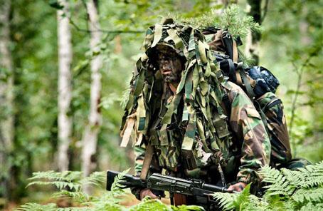 俄研制可持續佩戴特戰輕型頭盔
