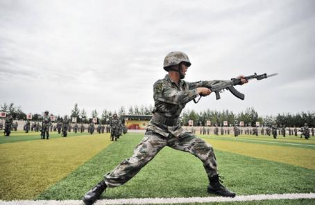 考軍校,多彩時代的精彩選擇