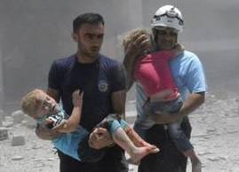 敘利亞德拉市連遭火箭彈襲擊20多人死傷