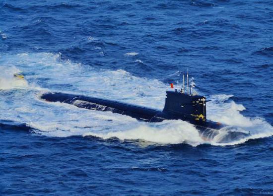 專家談中國新一代核潛艇:靜音及隱身性能應達到極致