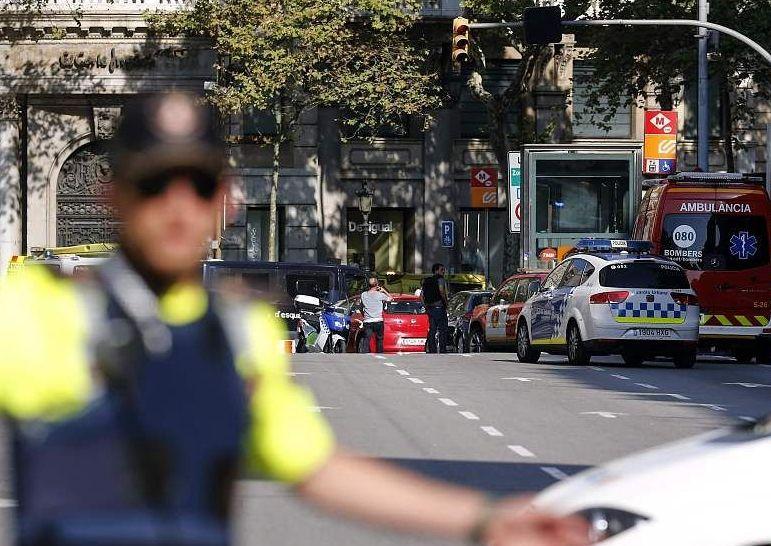 西班牙警方打死5名嫌疑人 正調查是否與恐襲有關