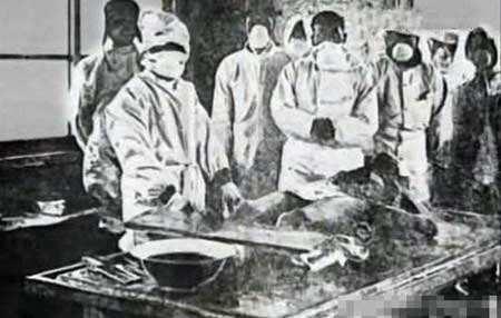 哈爾濱公開一批七三一部隊從事人體實驗、細菌戰的新證據