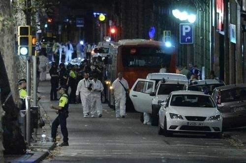 國際社會譴責巴塞羅那恐襲 呼吁打擊恐怖主義