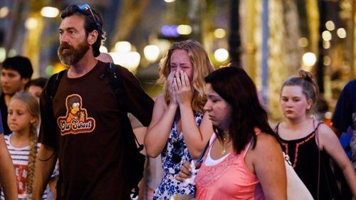 外交部:三名中國人在巴塞羅那恐襲事件中受傷