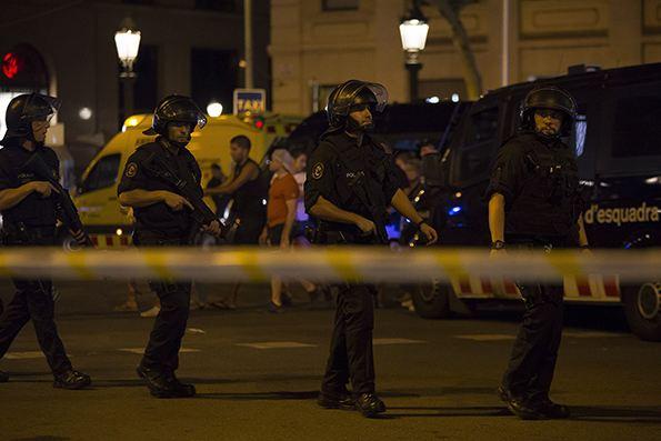 巴塞羅那遭恐襲 為何又是歐洲