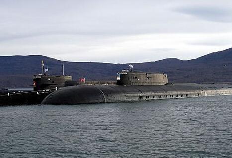 """俄海軍將用小型潛艇接送""""蛙人"""""""